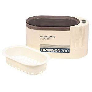 Branson Cleaner, Ultrasonic, B200, 15 Oz. Capacity