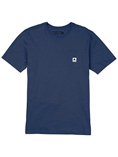 (バートン) BURTON COLFAX SS 半袖 Tシャツ ポケT ポケットT