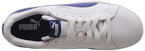 Smash Blue L Puma Bianco Adulto true White 21 Sneaker Unisex Puma ZzUOqdZ