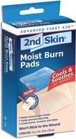 SK47019 - 2nd Skin Moist Burn Pad, Medium 2 x 3