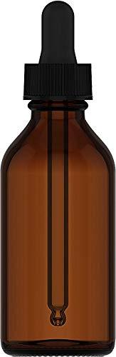 Piping Rock Dropper Bottle 2 fl oz Amber Glass Bottle (59 ml)