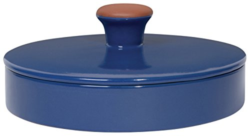Now Designs Terracotta Tortilla Warmer, Navy Blue