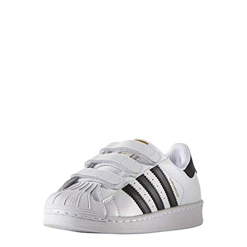 adidas Original Superstar Foundation Shoes (1.5 Little