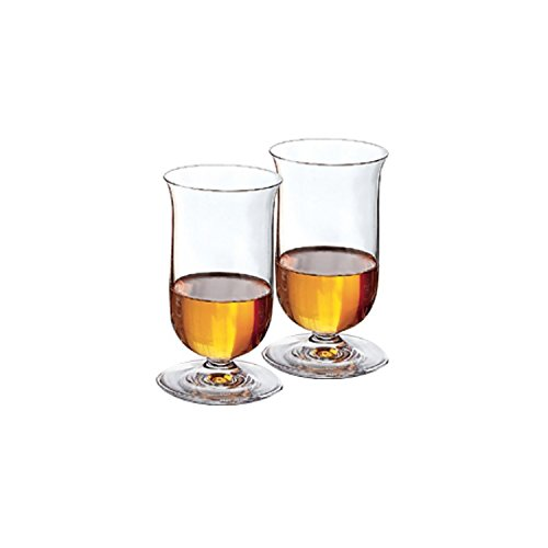 Single Malt (Riedel VINUM Whisky Glasses, Set of 2)