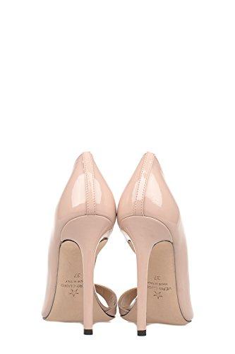 Ma3005pink Ellis Zapatos Marc Mujer Cuero Altos Rosa OEw1Upq
