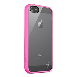 the latest aebc1 a4d19 Belkin View Polycarbonate Case for iPhone 5/5S and iPhone SE (Pink ...