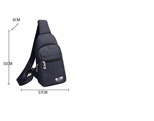 Messenger Shoulder package sports Bag Bag Bag Bag Men's Travel Chest A1 Multifunction breast Xxszkaa outdoor dvwUEE