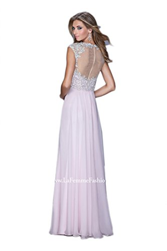 La Femme 21361 (La Formal Gown Femme)