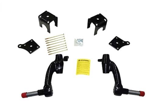 Jake's 6'' Spindle Lift Kit EZGO Golf Cart Electric 2001.5-09