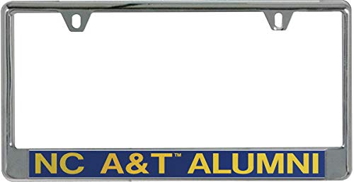 - Wincraft North Carolina A&T State Alumni Premium License Plate Frame