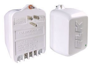 - Elk TRG2440 24VAC, 40 VA AC Transformer with PTC Fuse