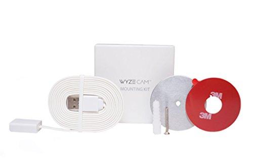 Wyze Labs WYZECMK Mounting Kit, White