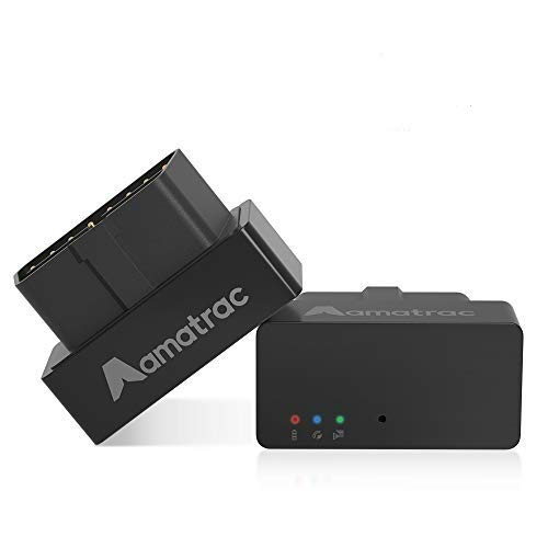 GPS Car Tracker Theft Protection-Awarded for Vehicle Tracker 2019 Amatrac AM-T22. Accurate Global Positioning 2G Real…