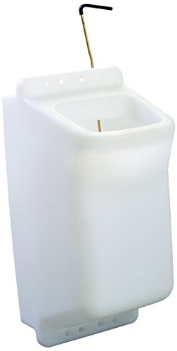 - Malish 890010 Solution Tank, 4 gal