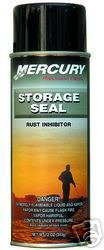 Genuine Mercury Storage Seal 12 Oz. Fogging Oil - 858081K03