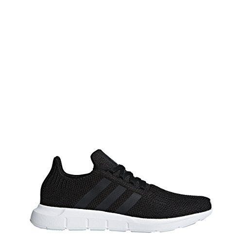 adidas Originals Men's Swift Running Shoe, Black/White, 11 M (Original Mens Shoes)