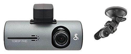 Cobra CDR 840 Drive HD Dash Cam Camera GPS 8GB Memory 1080p Collision Detection (Certified Refurbished)