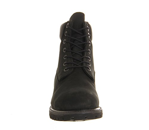 Timberland Chaussures Boot Noir Montantes Premium black W Femme 6