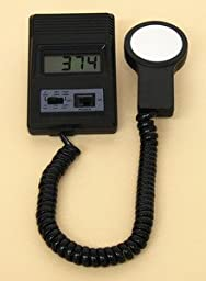 SEOH Lux Light Meter 0 to 50000 Lux For Physics