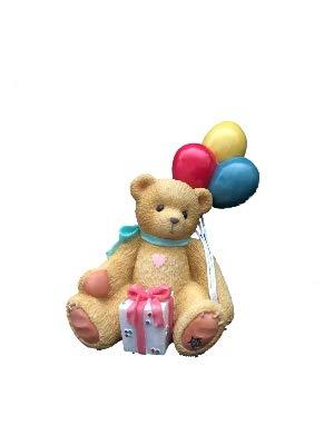 Cherished Teddies Nina Beary Happy Wishes Figure from Cherished Teddies