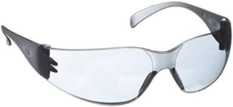 3M Virtua 11327 Gray Polycarbonate Standard Safety Glasses - 99.9% UV