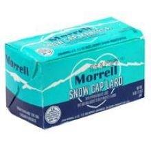 John Morrell Snow Cap Lard, 1 Pound -- 48 per case. by John Morrell