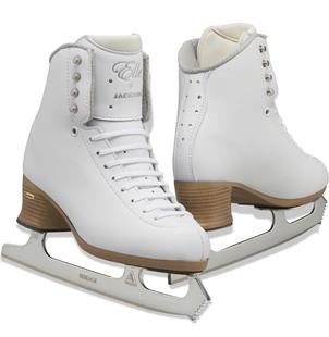 (Ice Skates Elle Fusion Ladies FS2130 (Size 6 , Width)