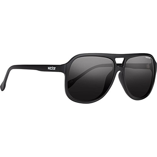 Nectar Polarizied Midnight Black - Skateboard Brands Sunglasses