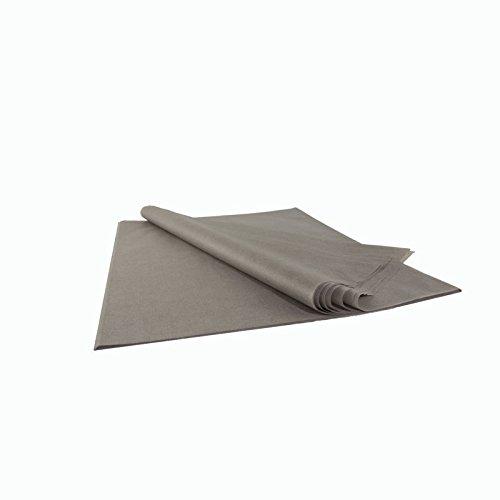 entweder 24/Blatt Seidenpapier Packseide Kit f/ür 3/glitzernde Pompons von 20/cm grau taupe