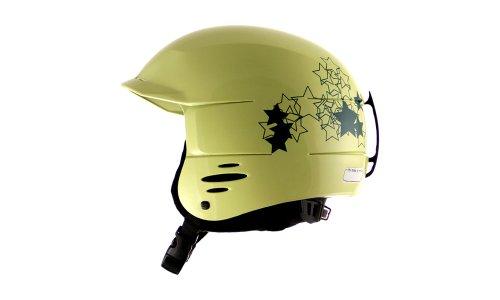 Smith Optics Upstart Junior Junior Helmets (Yellow Stars), Outdoor Stuffs