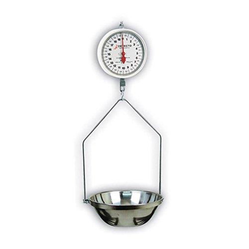 Cardinal Detecto Detecto MCS-10KGF Hanging Dial Scale, 10...