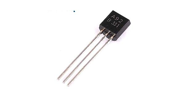 original IC Circuits intégrés  C61.6 TO92 transistor MPSA13 boitier TO-92