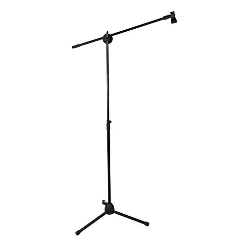 CellDeal Professional Boom Microphone Mic Stand Clips Holder Adjustable