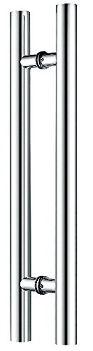 Contemporary Stainless Steel Pulls - 8