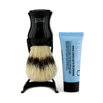 men-u Barbier Shaving Brush and Stand by men-u