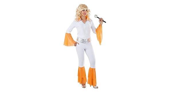 DISBACANAL Disfraz Abba para Mujer - -, S: Amazon.es: Juguetes y ...