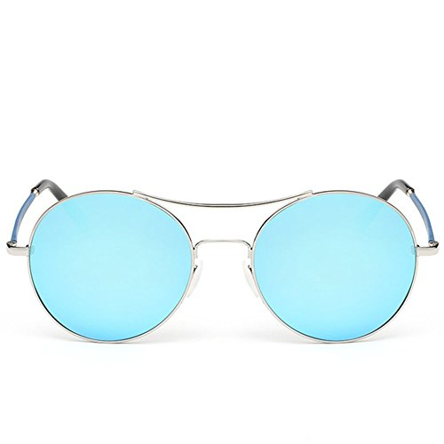 Hikote #A334 Round Classic Summer Driving - Glasses Should Wear Who Round
