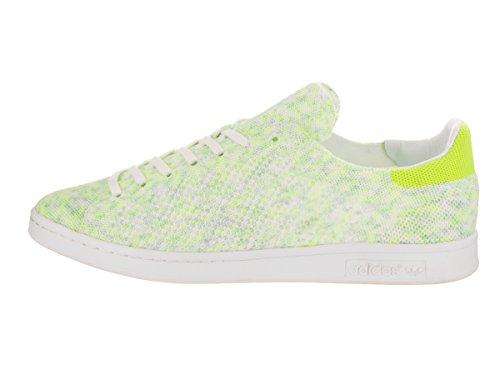 Adidas Man Stan Smith Pk Original Avslappnad Sko Ftwwht / Ftwht / Syello