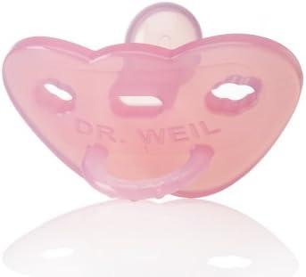 Amazon.com: Weil bebé silicona seguro ortodoncia chupete ...