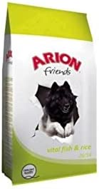 Arion Friends Fish & Rice - Peso - 15 Kg
