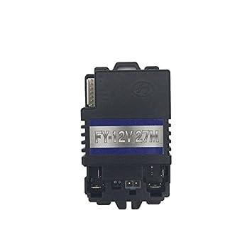 Fy 12v 27mhz Control Box Receiver Match Remote Control