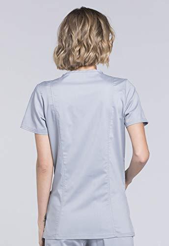 Cherokee Workwear Revolution Women's V-Neck Scrub Top