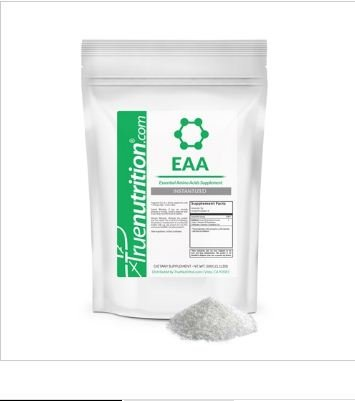 True Nutrition EAA's | Essential Amino Acids Powder | | 3rd Party Tested | Made in the USA |