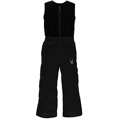 Spyder Boys Mini Expedition Pants, Size 4, Black by Spyder