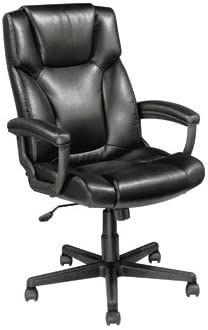 Realspace OM05193 Breckland High Back Executive Chair