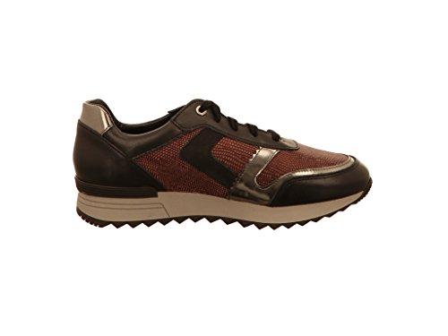 Noir pour ville à lacets de femme Chaussures Trecy Mephisto xY7w6P8P