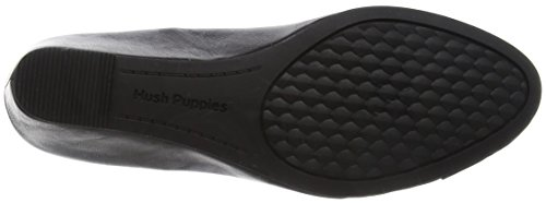 Hush Puppies Damen Maybe Marloe Pumps Schwarz (Black)