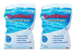 ZeoSand Sand Filter Media - 150 Pounds