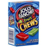 Jolly Rancher Fruit Chews Original Assortment Box - 2.06 oz by Jolly Rancher
