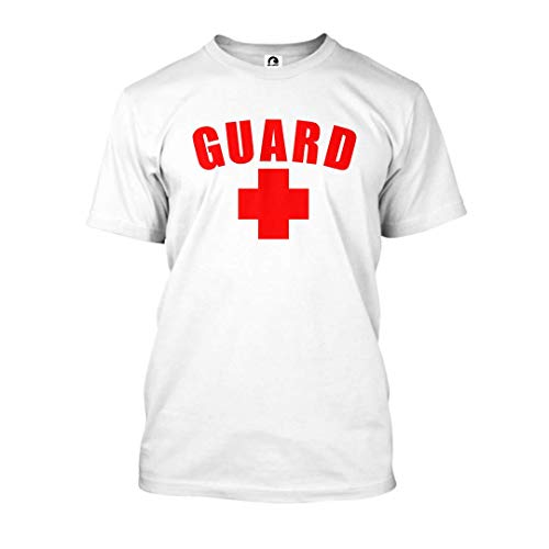 BLARIX Guard T-Shirt (White, XXX-Large) -